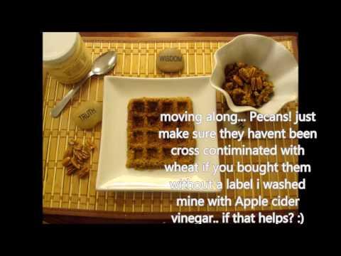 Zena's Homemade Waffles!