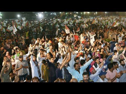 MQM Pakistan Kay Jalsay Main Altaf Hussain Ky Naray