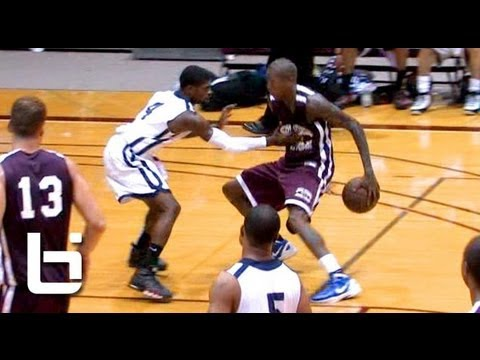 Jamal Crawford Has The SICKEST Handles In The World! OFFICIAL Mixtape!