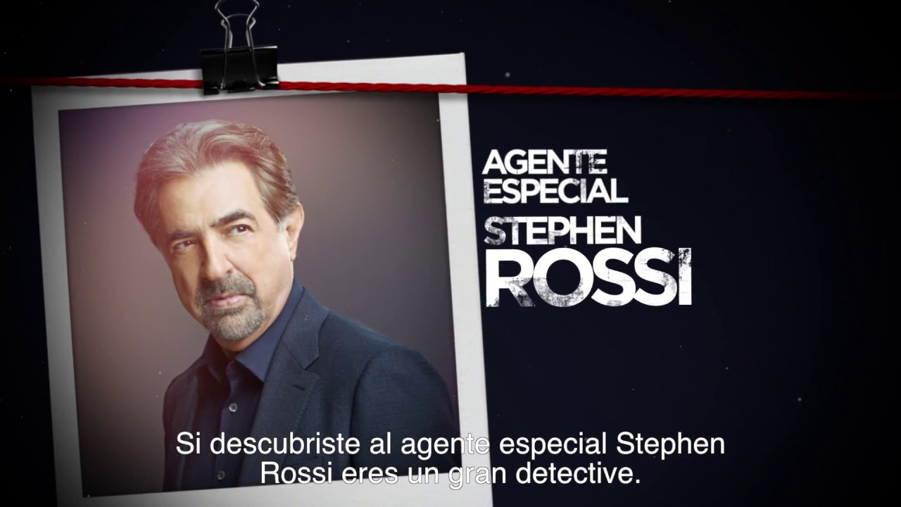 Mentes Criminales David Rossi