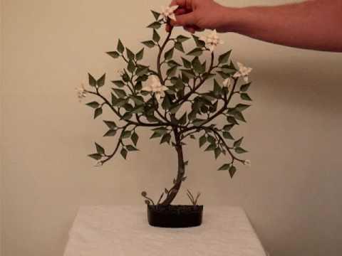 Advanced Origami Bonsai Youtube
