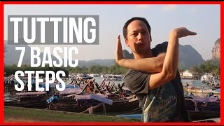 TUTTING DANCE TUTORIAL | ТАТТИНГ ОБУЧЕНИЕ | УРОКИ ТАНЦЕВ ОНЛАЙН