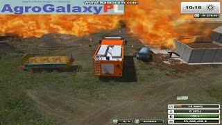 Farming Simulator 2013 Pożar świniarni