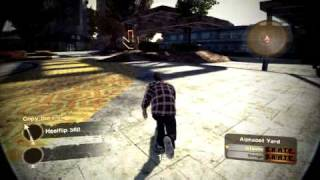 Skate 2 Review & Gameplay 720p HD