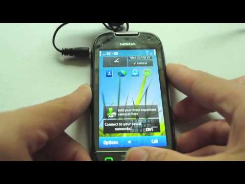 Full Review of Nokia C7 Smartphone