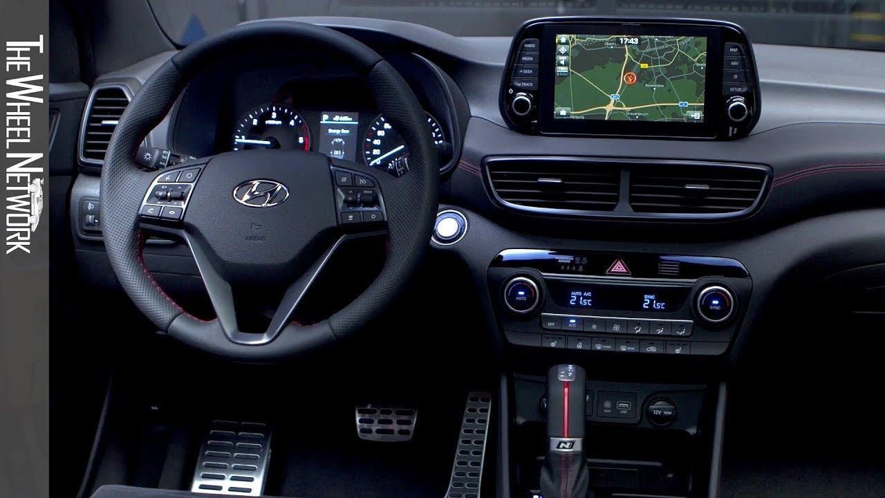 2019 Hyundai Tucson N Line Interior - YouTube