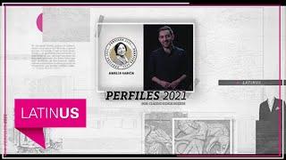 Perfiles 2021: Amalia García