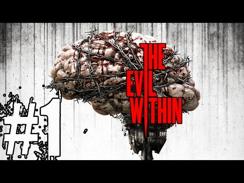 The Evil Within Walkthrough Part 1 No Commentary HD