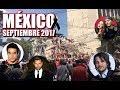 ASÍ VIVIERON los FAMOSOS EL TEMBLOR en MÉXICO a 32 AÑOS de OTRA TRAGEDIA