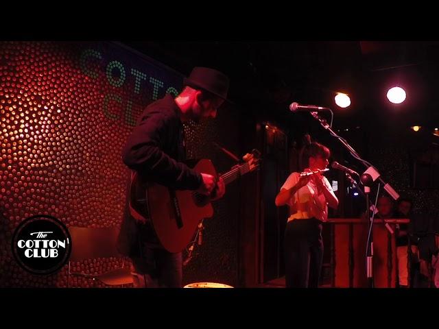 TéCanela en directo en Cotton Club Bilbao  El bosque en llamas