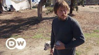 Pobreza en Estados Unidos - Indigentes en California | DW Documental