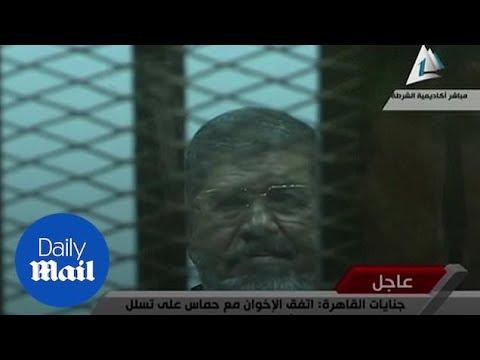 Egypt's Former President Mohammed Morsi Dies In Court