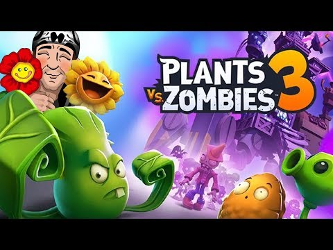 РАСТЕНИЯ ПРОТИВ ЗОМБИ 3 ► Plants Vs. Zombies 3 #1 ПвЗ 3 | PvZ 3