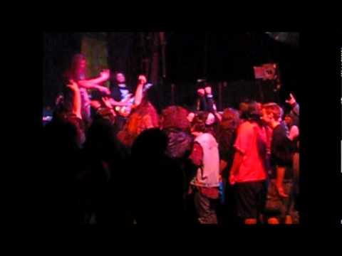 """Warbringer  """" Wake Up... Destroy  """" live @ Oakland Opera"""