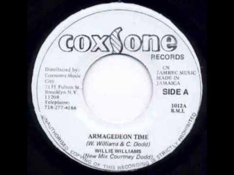 Willie Williams  Armagedeon Time