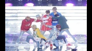 170924 방탄소년단 (BTS) DNA   직캠 Fancam (대전슈퍼콘서트) by Mera