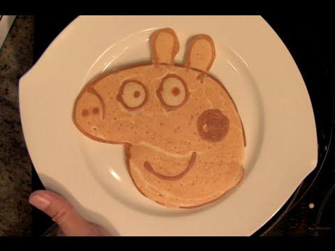 Como Fazer Uma Panqueca Peppa Pig Como Desenhar Bem
