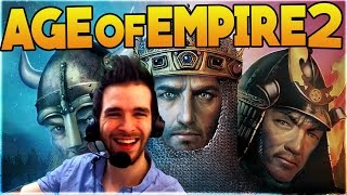 Age of Empire 2 HD, Souvenir de FOU ! Gameplay Multijoueur Fr