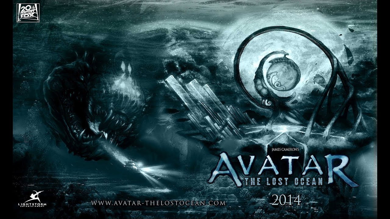 AVATAR 2 - THE LOST OCEAN - Official Trailer 2014 (HD) - YouTube: https://www.youtube.com/watch?v=G5If02Cm8t4