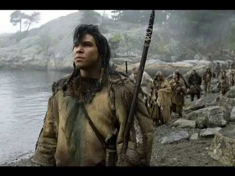 nathaniel Arcand canedian Native Actor