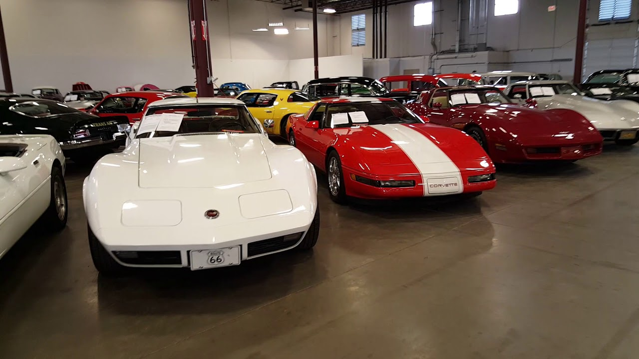 Gateway Classic Cars Nashville Tennessee inventory 8/9/17 - YouTube