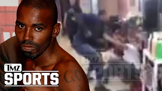 Why Did Boxer Yusaf Mack Fight A Twitter Troll? | TMZ Sports