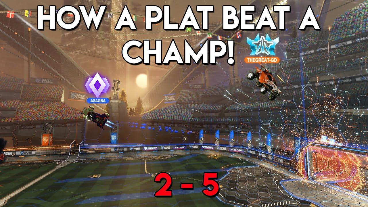 Download How A Plat Beat A Champ | GrandPlats Are Real? | Rocket League
