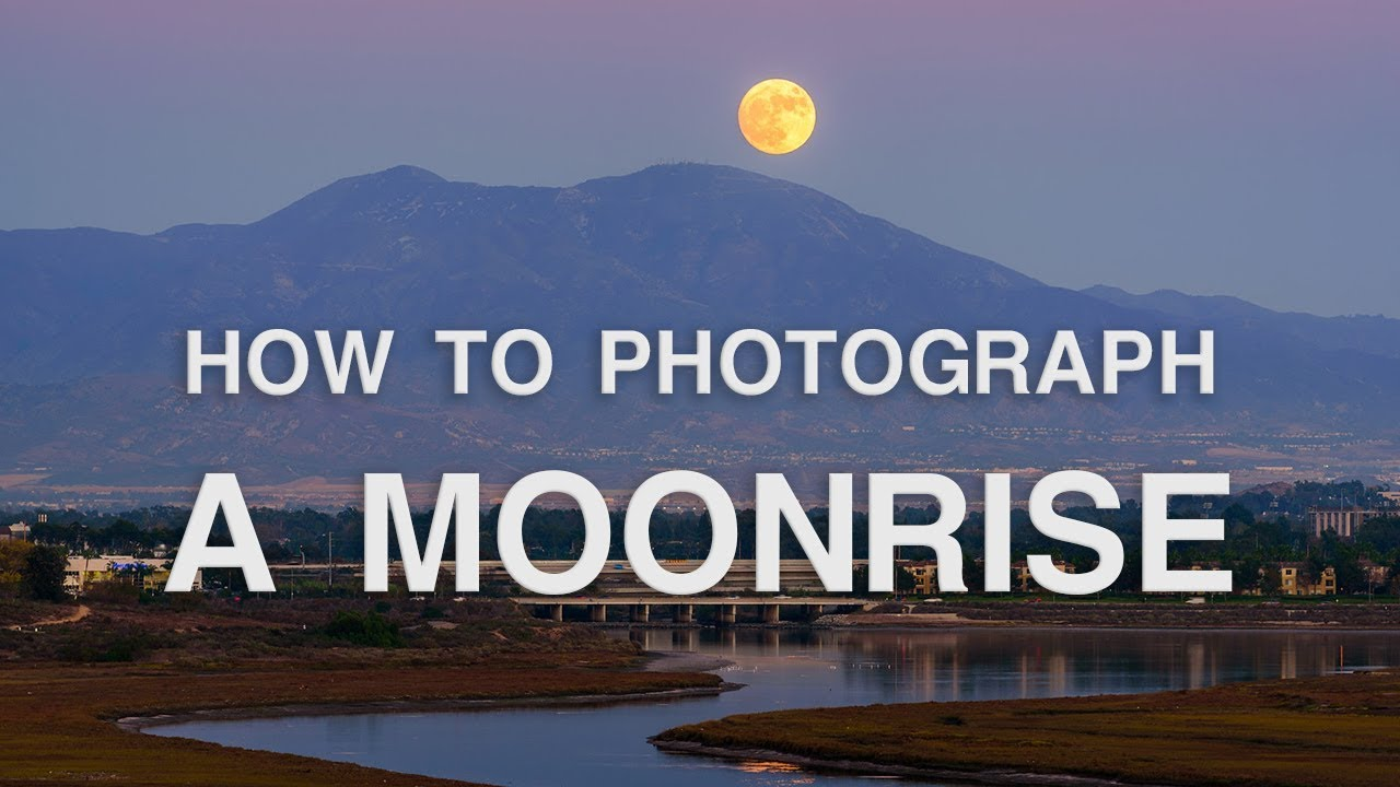Notes On Shooting Moon >> How To Predict And Photograph The Perfect Moonrise Moon