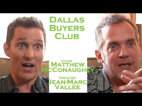 DP30: Matthew McConaughey, dir JeanMarc Vallée on Dallas Buyers Club