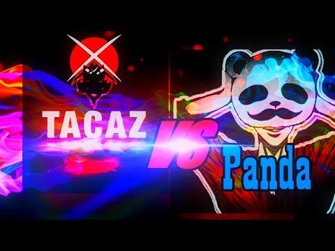 Tacaz Vs Panda. The Best Players In Pubg Mobile.