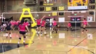 Volleyball (Girls): Pittsburg @ Antioch 10 02 2018