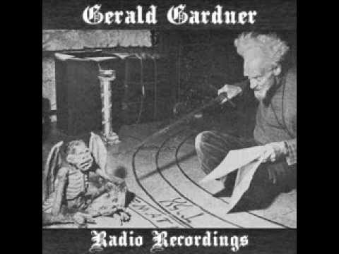 Gerald Gardner Radio Recordings