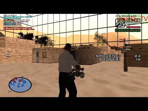 GTA San Andreas WTLS  zaznam Biron Na Servru