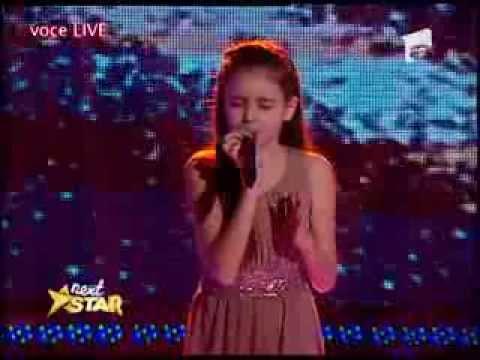 """Ana Neatu - Lucio Dalla - """"Caruso"""" - Next Star"""