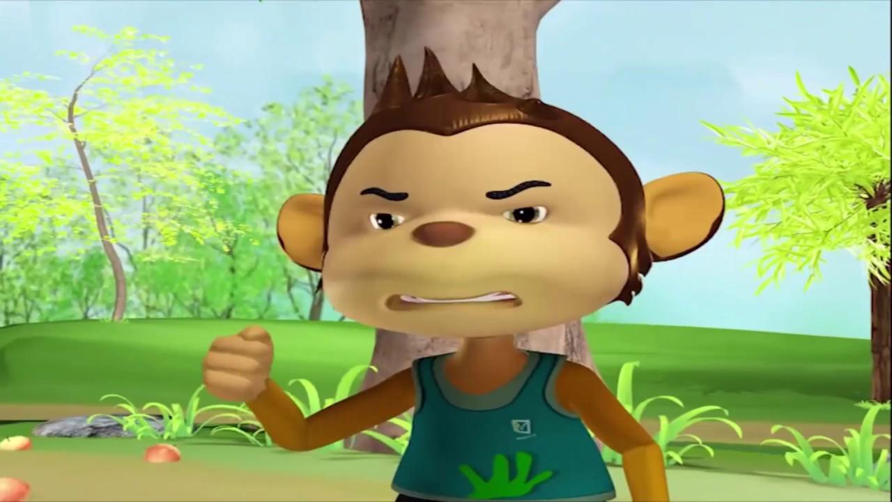 Khỉ con và đôi giày biết nhảy | Phim Hoạt Hình 3D – Hoạt Hình Việt Nam 2018
