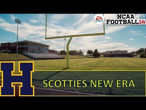 NCAA '14 Football   Highland Scotties Dynasty   EP 0   Welcome to Highland (Introduction)