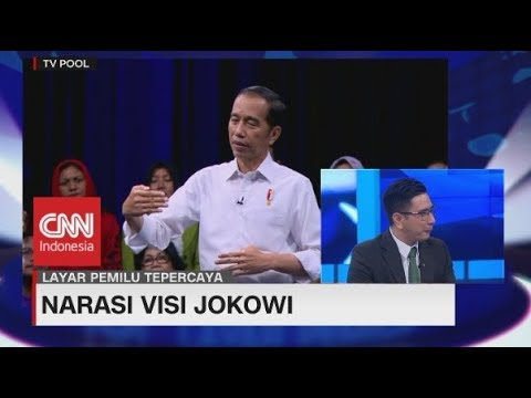 Membedah Pemaparan Visi Jokowi I Layar Pemilu Tepercaya Mp3