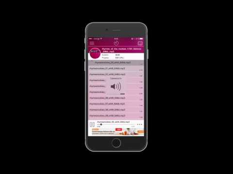 MP3 Audiobook Player - how to download free audiobooks in application