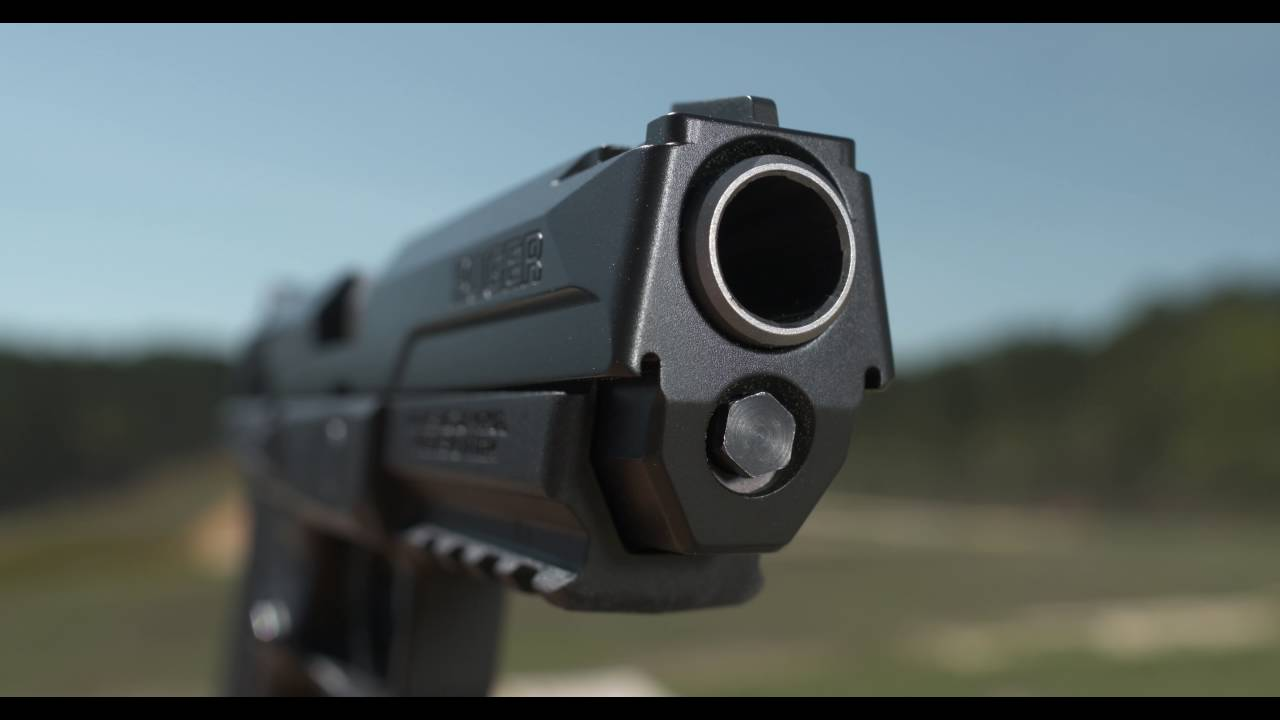 Make Ready with Dave Spaulding: Ruger American Pistol Trailer