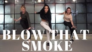 Blow That Smoke - Major Lazer DANCE VIDEO Dana Alexa Choreography