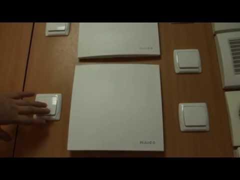 Maico ER 60 - обзор вентилятора и технические характеристики