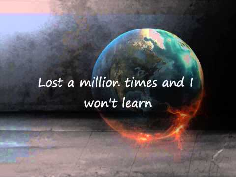 Tired Lyrics Video Stone Sour