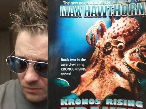 Kronos  Rising  Kraken Volume  1 (2016) By Max Hawthorne  -   Culz  Book  Review