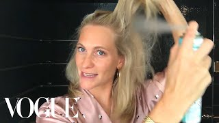 Poppy Delevingne's Guide to a Fresh-Faced Glow | Beauty Secrets | Vogue