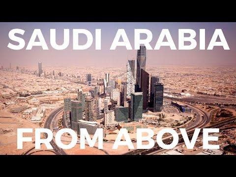 Saudi Arabia from Above - An Aerial Drone Film المملكة العربية السعودية جوي طائرة بدون طيار فيلم
