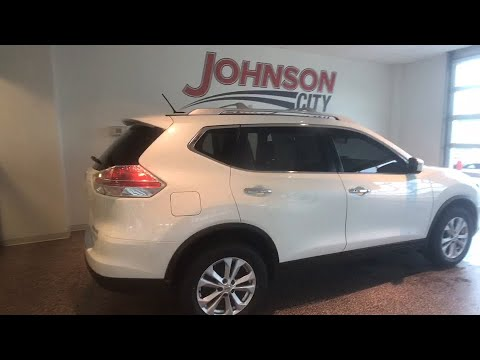 2016 Nissan Rogue Johnson City TN, Kingsport TN, Bristol TN, Knoxville TN,  Ashville, NC 181379A