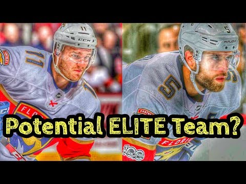 Can The Florida Panthers Be An ELITE NHL Team?