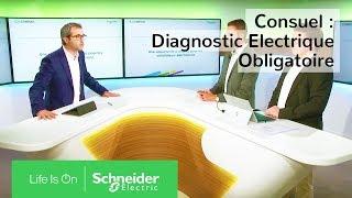 Diagnostic Electrique Obligatoire et loi Alur: le CONSUEL vous explique | Schneider Electric France