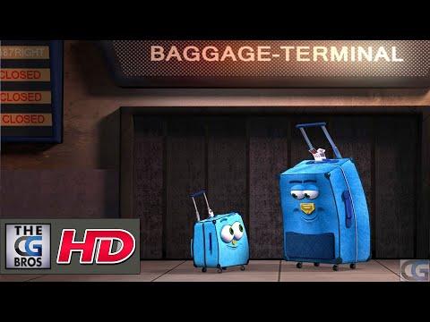 "CGI 3D Animated Short  ""Fun Class"" - by Maria Ximena Anleu"