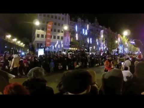 parade Noël rtl 2014